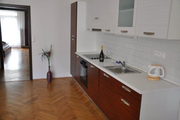 Metropolis Prague Apartments(Rezidence Veverkova) - фото 10