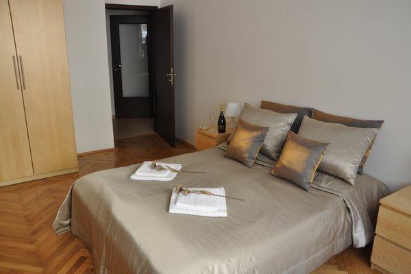 Metropolis Prague Apartments(Rezidence Veverkova) - фото 11