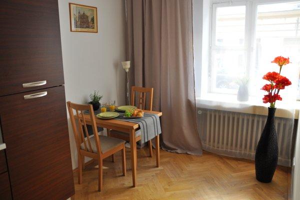 Metropolis Prague Apartments(Rezidence Veverkova) - фото 13