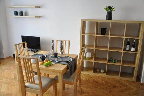 Metropolis Prague Apartments(Rezidence Veverkova) - фото 16