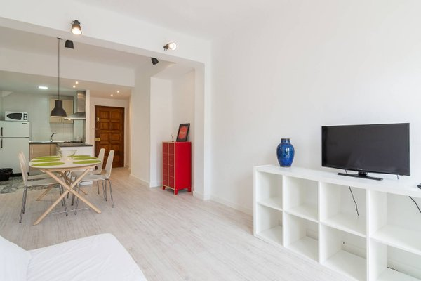 Suncity Alonso de Palencia Apartamentos - фото 11