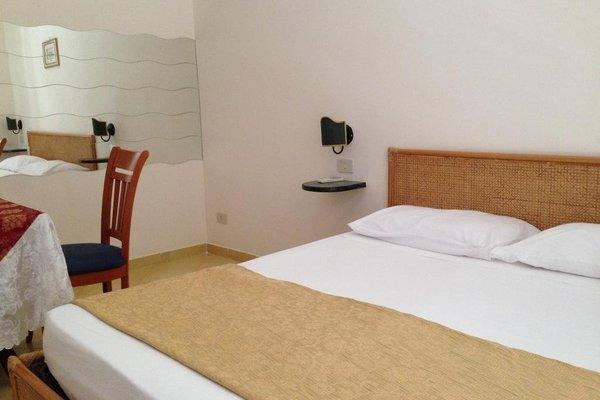Гостиница «San Pio», Cannavina
