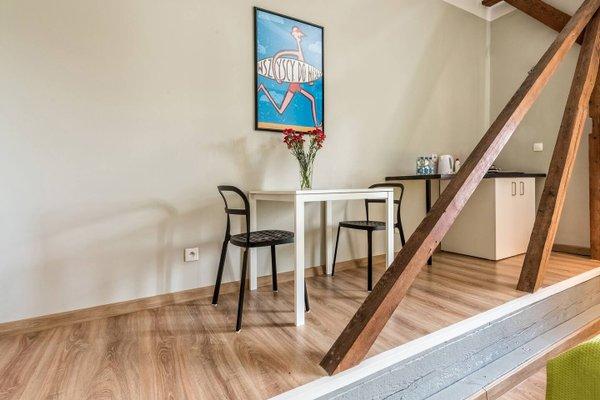 Sereno Apartments - фото 11