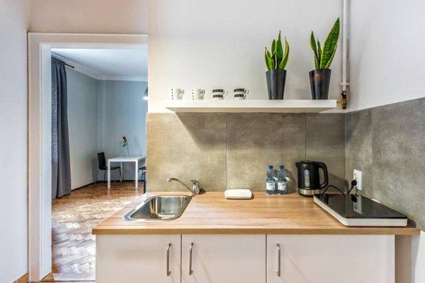 Sereno Apartments - фото 20