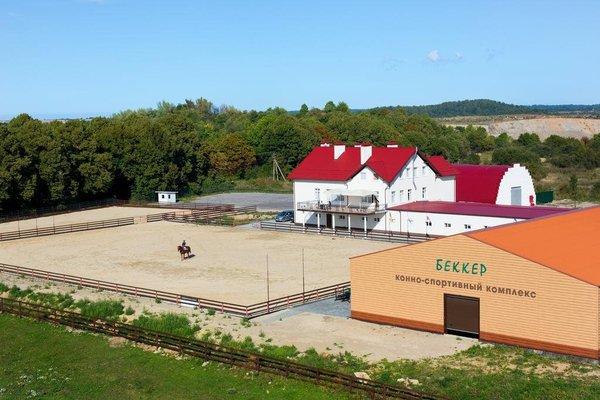 Konno-sportivnyi kompleks Bekker - фото 9