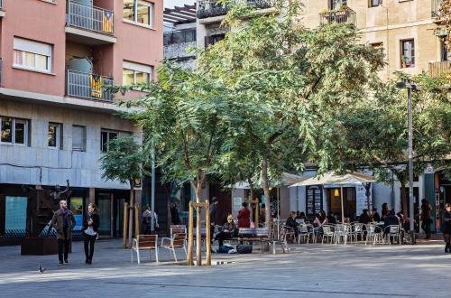 Sweet Inn Apartment - Atic Gracia - фото 12