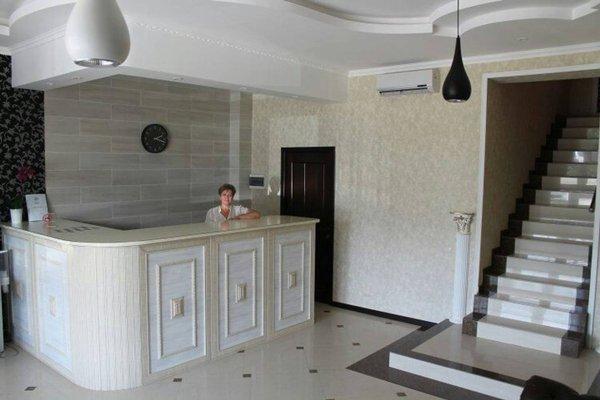 Отель Ника - фото 1