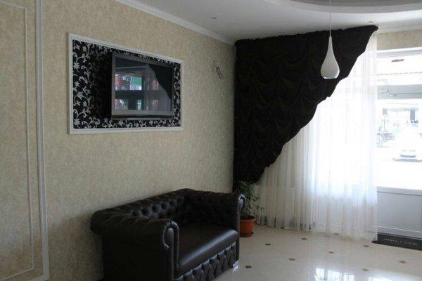 Отель Ника - фото 2