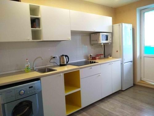 Apartment on Raduzhnaya 16 - фото 11