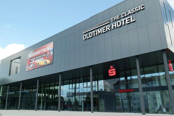 The Classic Oldtimer Hotel - фото 9