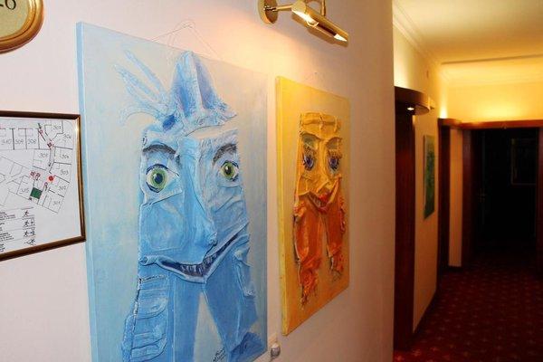 Altstadthotel Mosser - фото 21