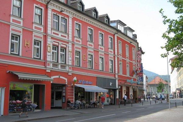Altstadthotel Mosser - фото 23