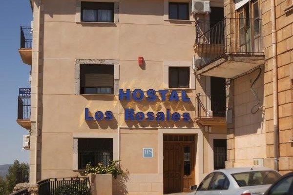 Hostal Los Rosales - фото 15