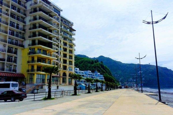 Apartment on the beach - фото 14