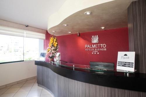 Palmetto Hotel Business La Perla - фото 14