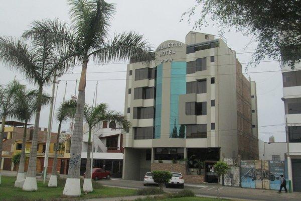 Palmetto Hotel Business La Perla - фото 22