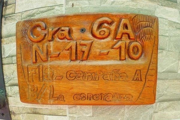 Hostal La Esperanza - фото 19