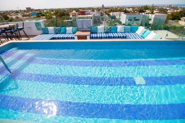 Hotel Blue - фото 20