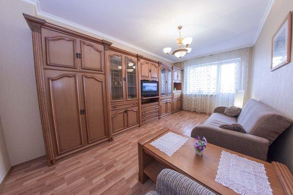 Хоум Отель Уфа на Мингажева - фото 9