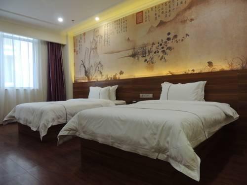 Guangzhou Hongbao Hotel - фото 2