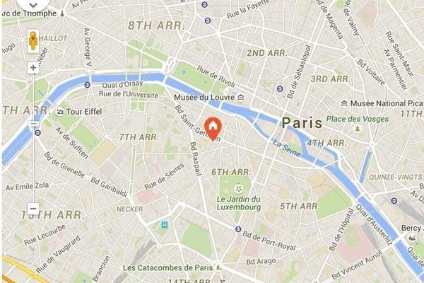 onefinestay - Rue du Vieux Colombier private home - фото 1