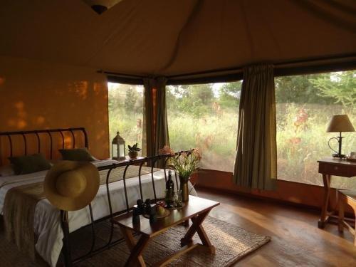 Ikweta Safari Camp - фото 16