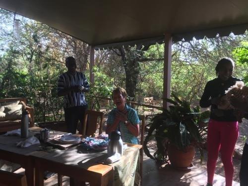 Ikweta Safari Camp - фото 15