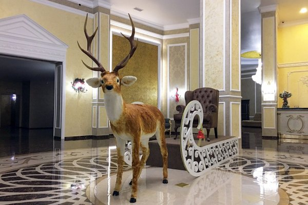 Гранд Отель Аристократ - фото 14
