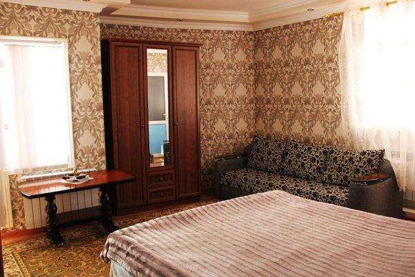 Мини-отель «Красный Бак», Дербент