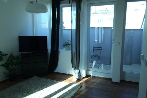 Apartman Merhautova - фото 1