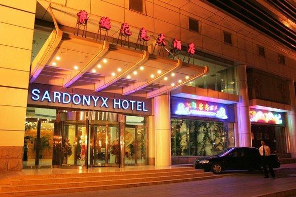 SARDONYX HOTEL - фото 4