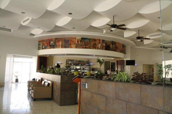Hotel Paradise Guadalajara - фото 14