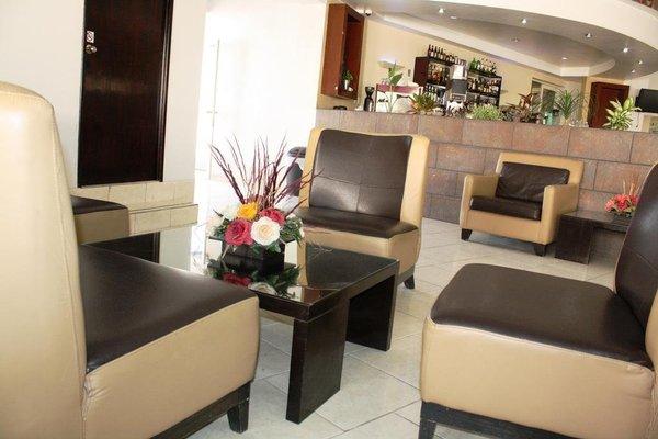 Hotel Paradise Guadalajara - фото 15