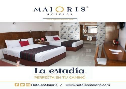 Hotel Paradise Guadalajara - фото 2