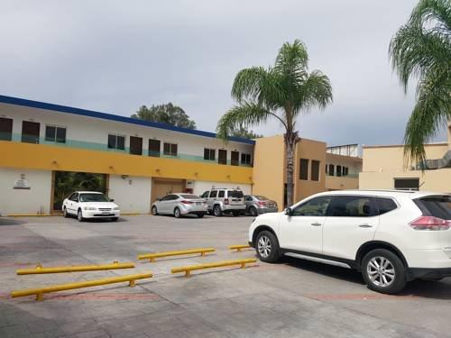 Hotel Paradise Guadalajara - фото 21