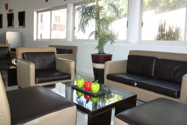 Hotel Paradise Guadalajara - фото 6