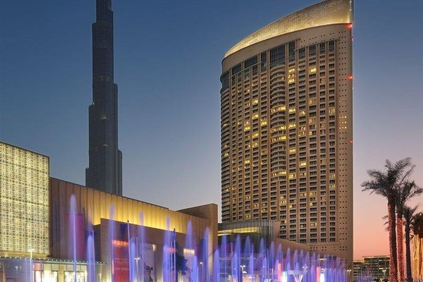 The Address, Dubai Mall Hotel - фото 37