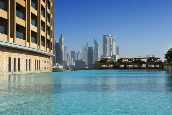 The Address, Dubai Mall Hotel - фото 22
