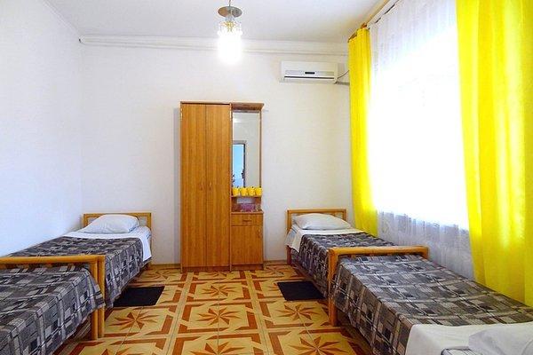 Гостиница «Райская пристань», Геленджик
