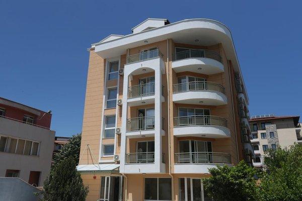Отель «Sunny residence», Солнечный Берег