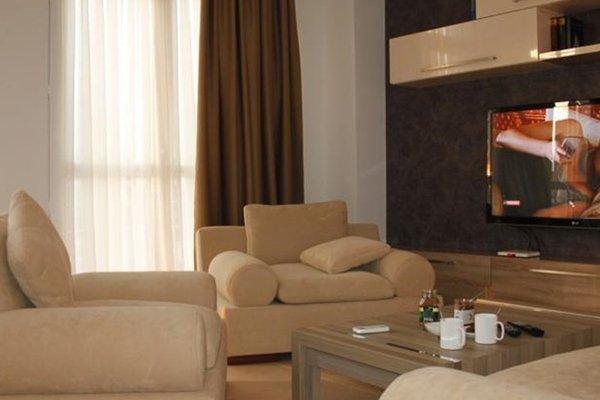 Apartment on Parnavaz Mepe 150 - фото 14