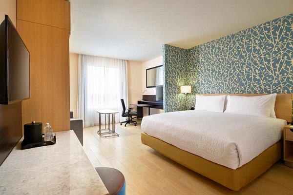 Fairfield Inn & Suites by Marriott Villahermosa Tabasco - фото 36