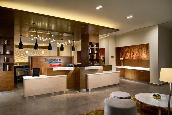 Fairfield Inn & Suites by Marriott Villahermosa Tabasco - фото 17