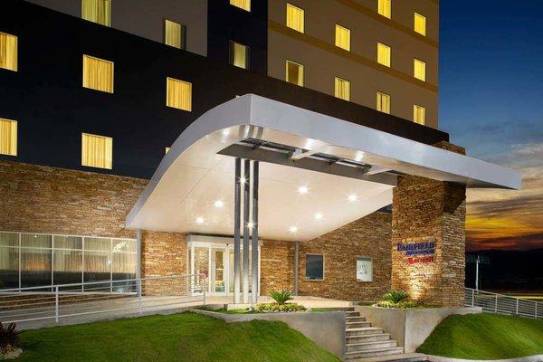 Fairfield Inn & Suites by Marriott Villahermosa Tabasco - фото 22
