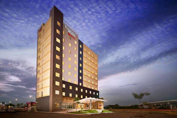 Fairfield Inn & Suites by Marriott Villahermosa Tabasco - фото 23