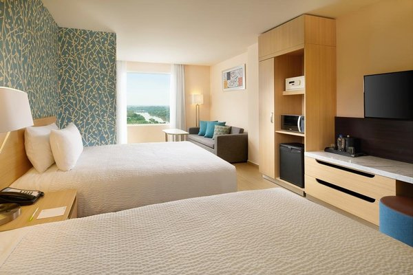 Fairfield Inn & Suites by Marriott Villahermosa Tabasco - фото 3