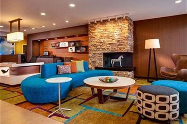 Fairfield Inn & Suites by Marriott Villahermosa Tabasco - фото 4