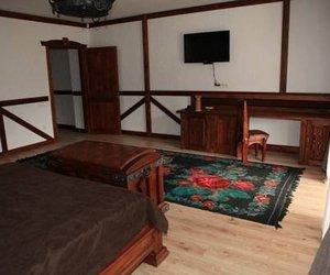 Villa Etnica Trebujeni Moldova