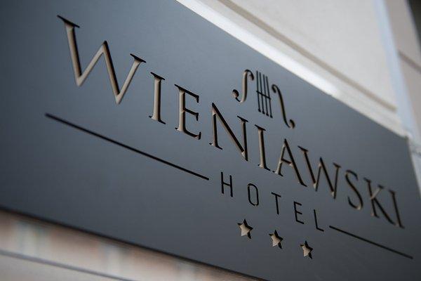Hotel Wieniawski - фото 21