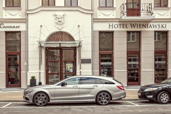 Hotel Wieniawski - фото 22